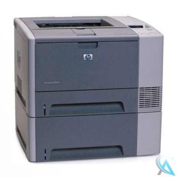 HP-LaserJet-2420T-Gebrauchtgert mit neuem Toner