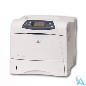 HP Laserjet 4200N gebrauchter Laserdrucker mit neuem Toner