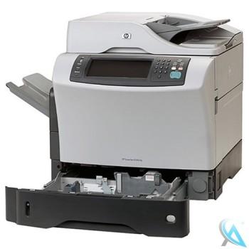 HP Laserjet 4345MFP Multifunktionsgerät mit neuem Toner