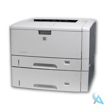 hp-laserjet-5200dtn OHNE Toner