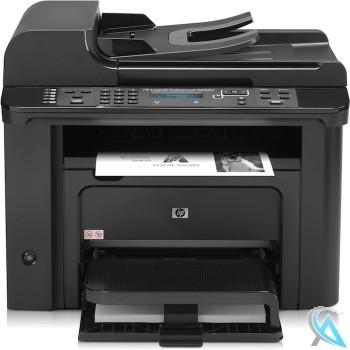 HP Laserjet Pro M1536dnf MFP gebrauchtes Multifunktionsgerät mit neuem Toner