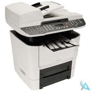 HP LaserJet M2727NF MFP gebrauchtes Multifunktionsgerät mit Zusatzpapierfach OHNE Toner