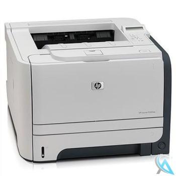 HP Laserjet P2055DN gebrauchter Laserdrucker  OHNE Toner