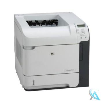 hp-laserjet-P4014dn HP Laserjet P4014DN gebrauchter Laserdrucker ohne Toner