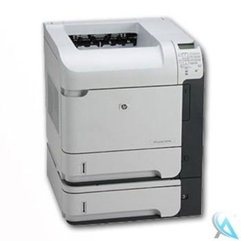 HP Laserjet P4015X gebrauchter Laserdrucker mit neuem Toner