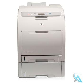 HP Color Laserjet 3000DTN gebrauchter Farblaserdrucker