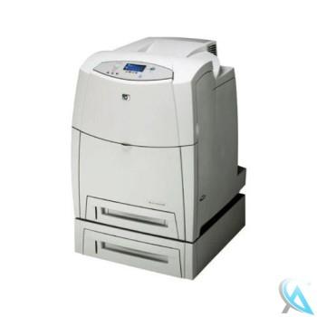 HP Color LaserJet 4600HDN gebrauchter Farblaserdrucker
