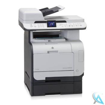 HP Color Laserjet CM2320nf MFP gebrauchtes Multifunktionsgerät mit Papierfach CB500A