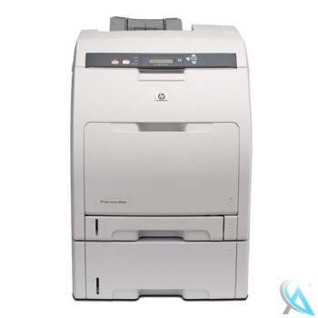 HP Color Laserjet 3600DTN gebrauchter Farblaserdrucker