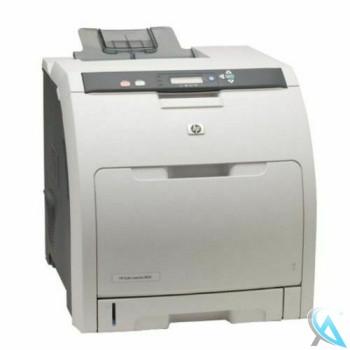 HP Color Laserjet 3800DN gebrauchter Farblaserdrucker