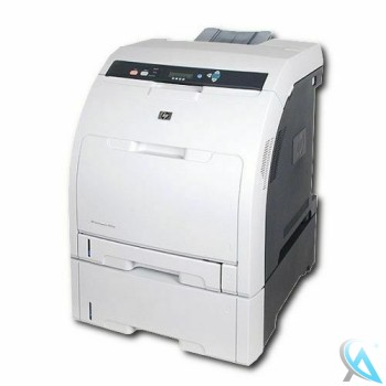 HP Color Laserjet 3800DTN gebrauchter Farblaserdrucker