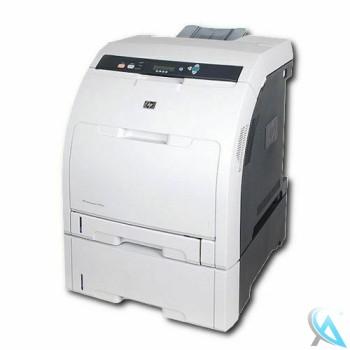 HP Color Laserjet 3800DTN gebrauchter Farblaserdrucker mit neuem Toner