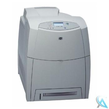 HP Color Laserjet 4600N Farblaserdrucker mit neuem Toner