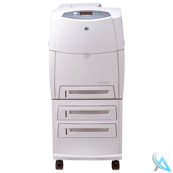 HP Color Laserjet 4650HDN gebrauchter Farblaserdrucker