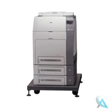 HP Color Laserjet 4700DTN Farblaserdrucker auf Rollen