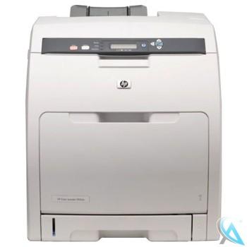 HP Color Laserjet CP3505DN gebrauchter Farblaserdrucker
