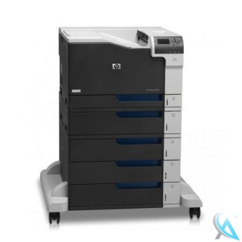 Hp Color Laserjet CP5525xh gebrauchter Farblaserdrucker