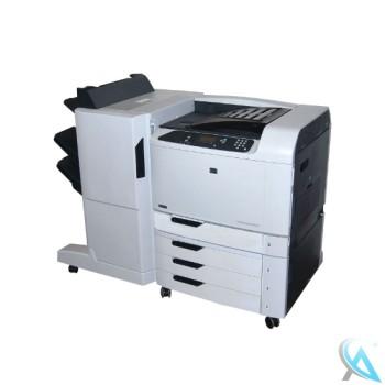HP Color LaserJet CP6015DN Farblaserdrucker mit Finisher Q6998A
