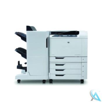 HP Color LaserJet CP6015DN gebrauchter Farblaserdrucker mit Finisher Q6999A