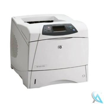 HP Laserjet 4300 gebrauchter Laserdrucker mit neuem Toner
