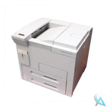 HP LaserJet 8000DN gebrauchter Laserdrucker mit neuem Toner