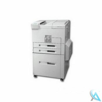 HP LaserJet 8150DTN gebrauchter Laserdrucker mit Papierfach C4781A
