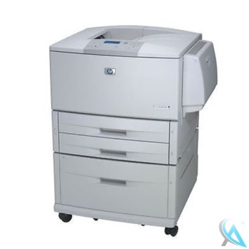 HP Laserjet 9040DN Laserdrucker mit C8531A Untergestell