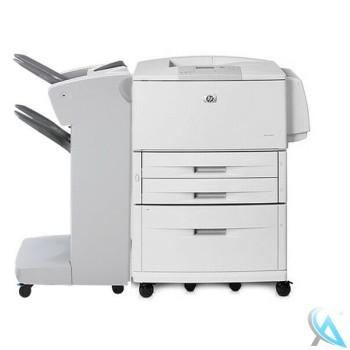 HP LaserJet 9040DN gebrauchter Laserdrucker mit C8084A und C8531A