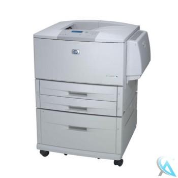 HP Laserjet 9050DTN gebrauchter Laserdrucker mit neuem Toner