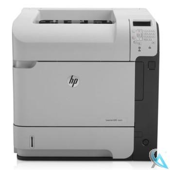 HP Laserjet 600 M602n gebrauchter Laserdrucker ohne Toner