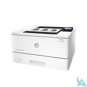 HP LaserJet 400 M402DNE gebrauchter Laserdrucker