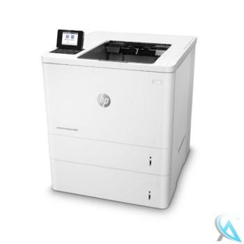 HP LaserJet Enterprise M608N gebrauchter Laserdrucker mit Zusatzpapierfach L0H17A