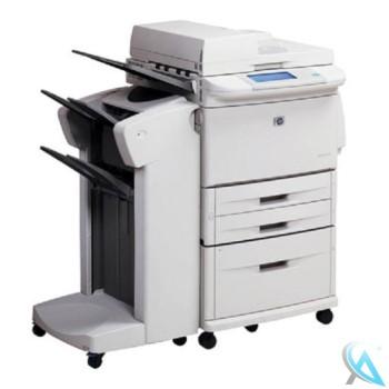HP Laserjet M9040 MFP Kopierer mit Finisher C8085A