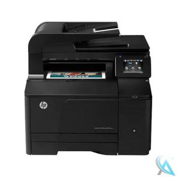 HP Laserjet Pro 200 Color MFP M276N gebrauchter Multifunktions- Farblaserdrucker