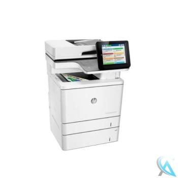 HP LaserJet Enterprise 500 MFP M527dn gebrauchtes Multifunktionsgerät  mit Papierfach F2A72A