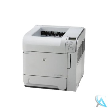 HP Laserjet P4014N gebrauchter Laserdrucker mit neuem Toner