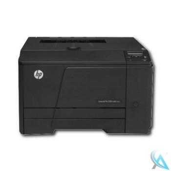 HP Laserjet Pro 200 Color M251N gebrauchter Laserdrucker ohne Toner