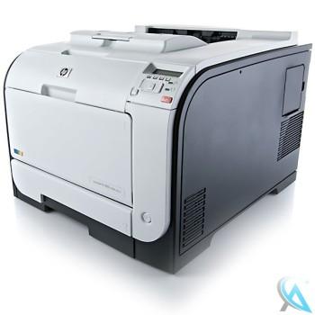 HP Laserjet 400 Color M451NW gebrauchter Farblaserdrucker