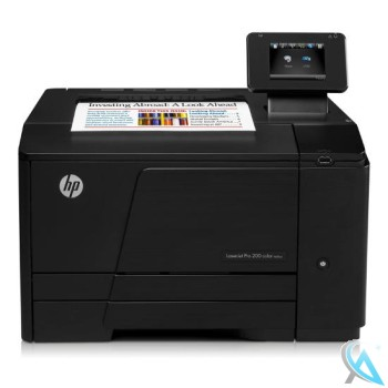 HP Laserjet Pro 200 Color M251nw gebrauchter Laserdrucker