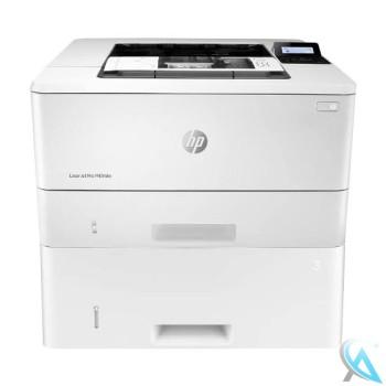 HP LaserJet Pro M404DN gebrauchter Laserdrucker mit Papierfach D9P29A