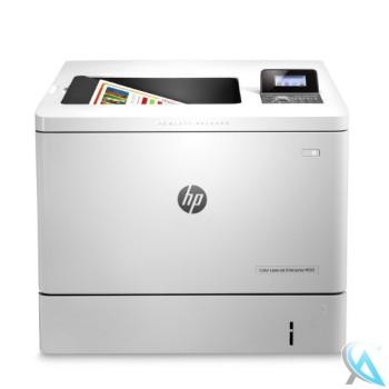 HP Color LaserJet Enterprise M553dn Farblaserdrucker mit neuem Tonersatz