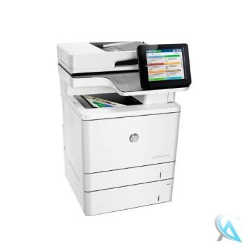HP Color LaserJet Enterprise M577DN MFP gebrauchter Multifunktionsdrucker mit Zusatzpapierfach B5L34A