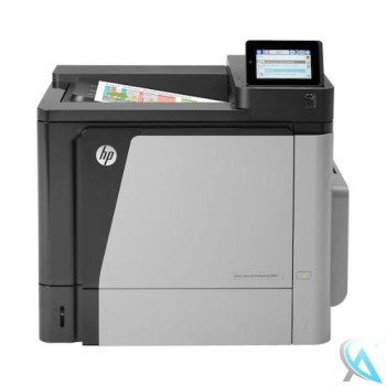 Hp Color Laserjet M651N gebrauchter Farblaserdrucker