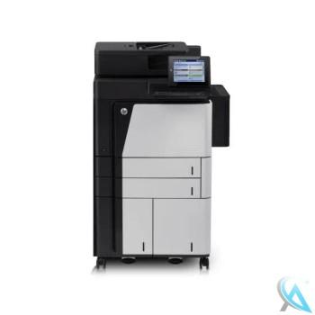 HP LaserJet Enterprise flow M830z MFP gebrauchte Kopierer