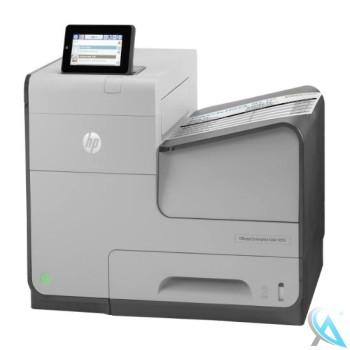HP Officejet Enterprise Color X555dn gebrauchter Farblaserdrucker