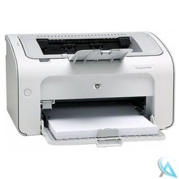 HP Laserjet P1005 gebrauchter Laserdrucker
