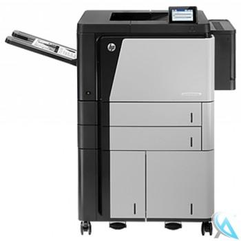 HP Laserjet Enterprise M806x+, gebrauchter Laserdrucker