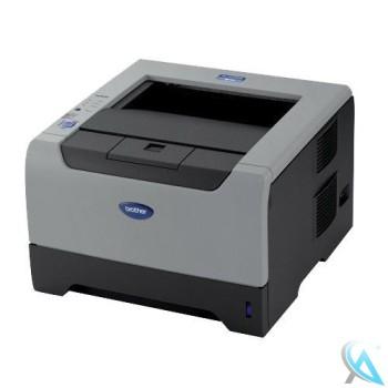 Brother HL-5250dn Laserdrucker mit neuem Toner und neuer Trommel