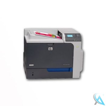 HP Color LaserJet CP4025N gebrauchter Laserdrucker