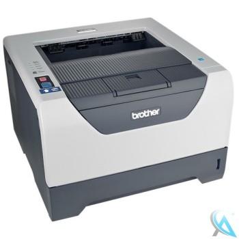 Brother HL-5340D gebrauchter Laserdrucker ohne Toner ohne Trommel